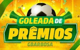 Cadastrar Promoção GBarbosa 2018 Goleada de Prêmios Carro Tv