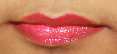 Nelf Usa (RG04) Pink Rose Lipgloss Review