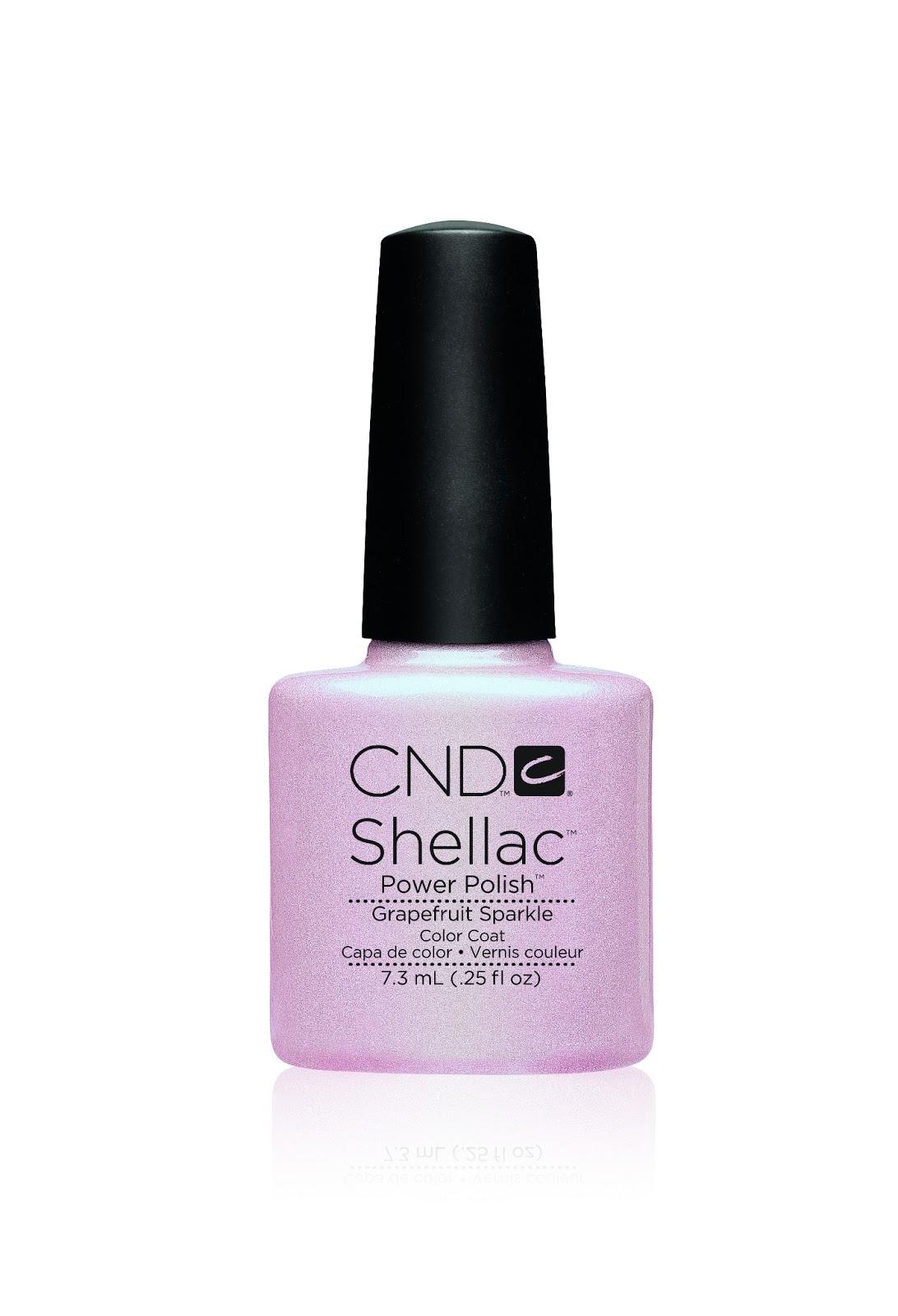 Cnd Creative Play Nail Lacquer Reviews In Nail Polish: CND Shellac Sweet Dreams Collection 2013