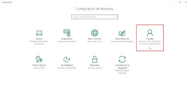 Cómo ocultar el correo en la pantalla de acceso a Windows 10