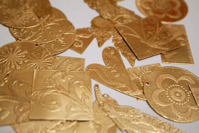 Etching adventures in brass :: All Pretty Things