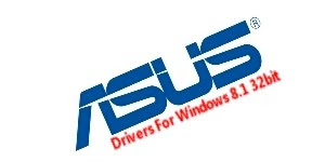 Asus X453S Drivers for windows 8.1 32 bit