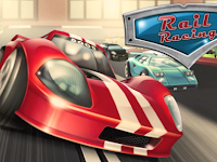 Download Rail Racing Limited Edition HD MOD APK+DATA v0.9.6 (Unlimited Money) Terbaru