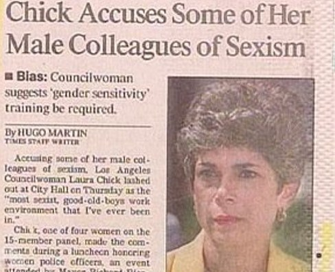 Chick Accuses Male Colleagues of Seixsm randommusings.filmsinspector.com