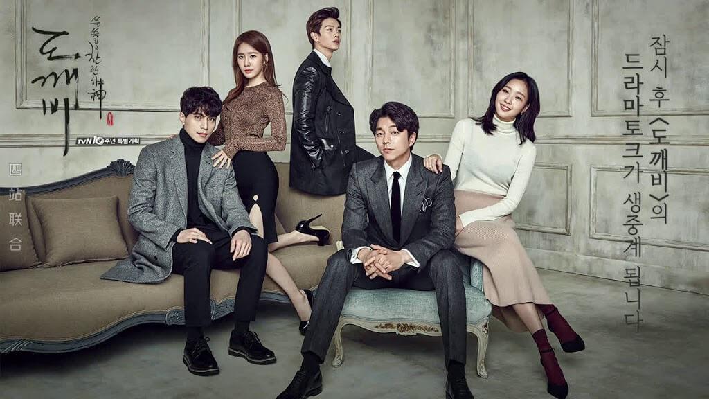 Download Drama Korea Goblin Batch Subtitle Indonesia