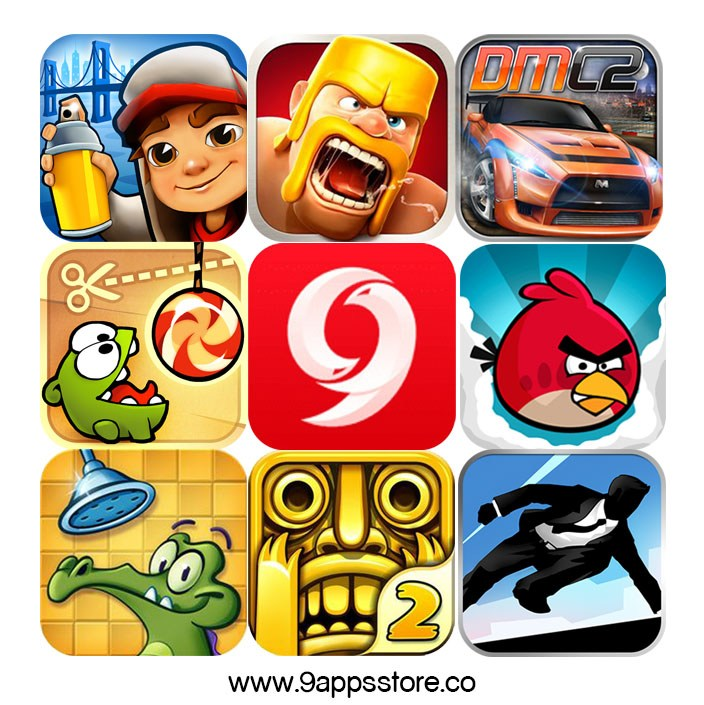 9apps games