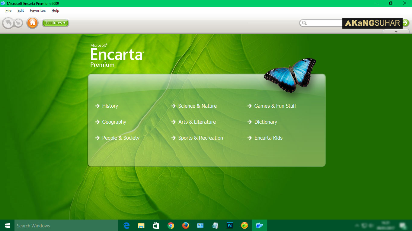 Download Microsoft Encarta Premium 2009 Full Version