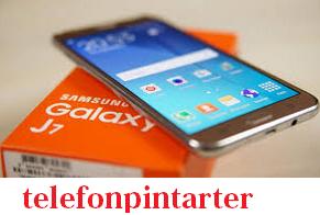 Telefon Pintar Samsung Galaxy j7 2016