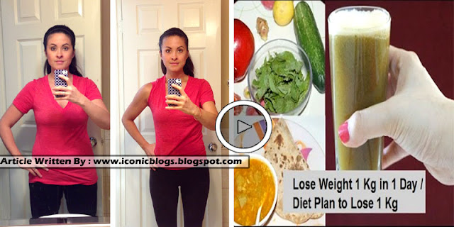 African weight loss food time table picture 3