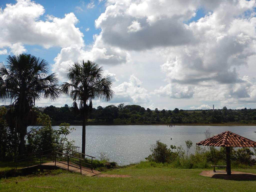 Parque do Sabiá em Uberlândia