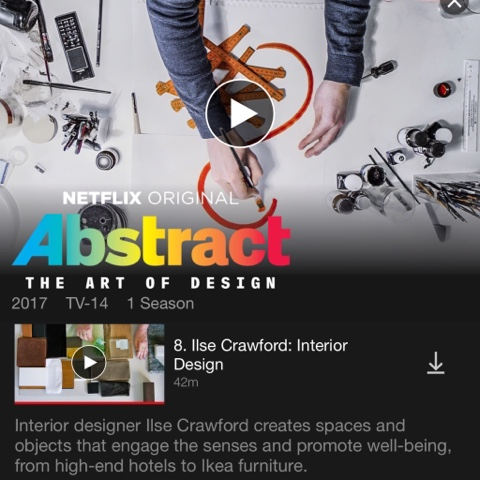 Walking With Dancers Netflix S Abstract The Art Of Design