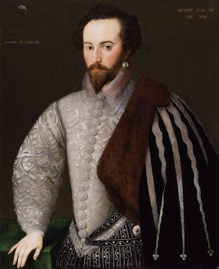 Fashion History | Dandy Who? Sir Walter Raleigh