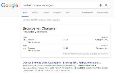resultados deportivos google