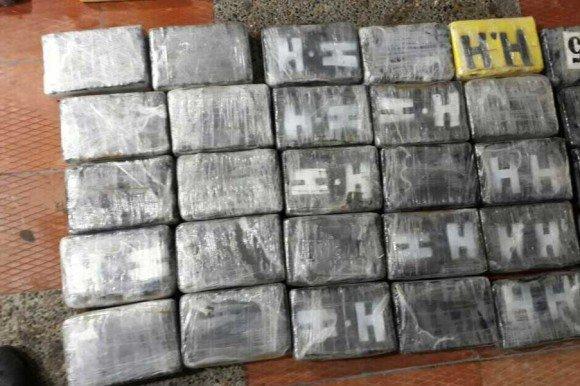 De último minuto.- Incautan en Colombia 245 kilos de cocaína y 90 de marihuana vendrían a R.Dominicana