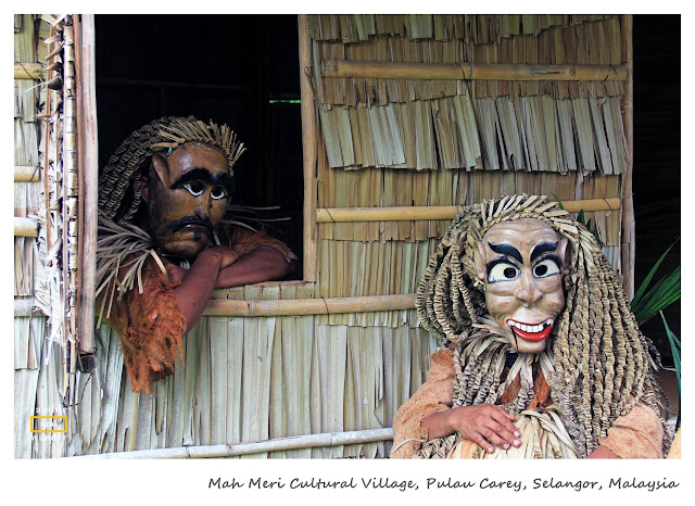Malaysia: Mah Meri Cultural Village | Ramble and Wander