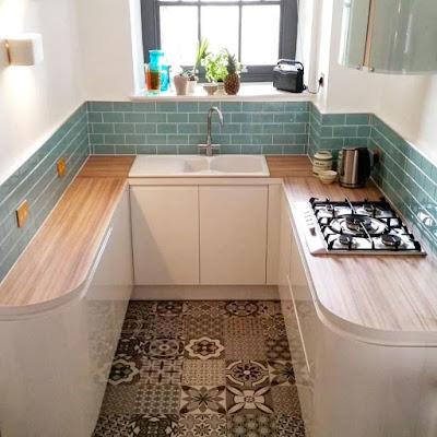 foto dapur minimalis sederhana