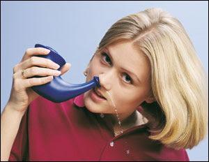 Nirvana-Santé: Comment déboucher le nez naturellement