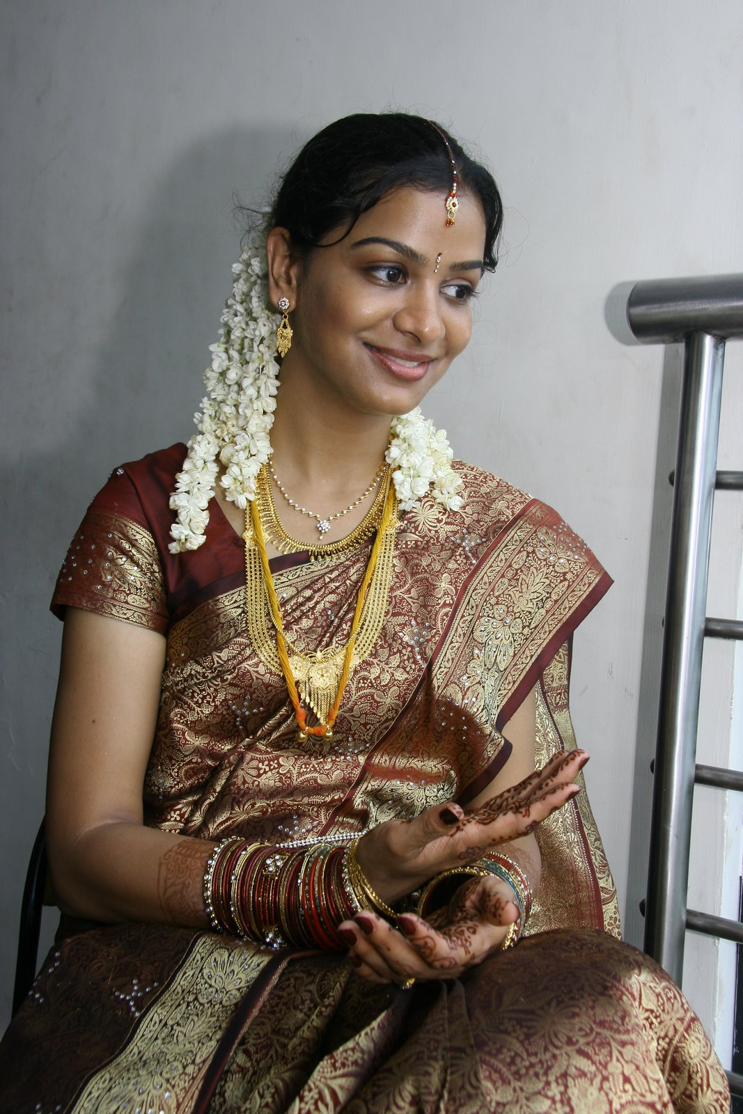 Tamil Saree Aunties Girls  Beauty Tamil Nadu Aunties, Girls-5701