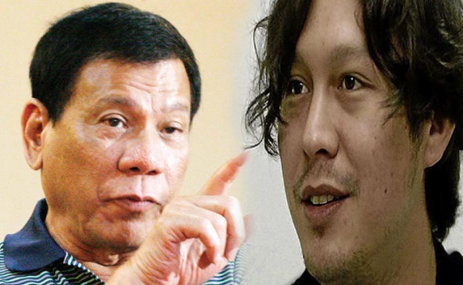 Duterte on Baron Geisler