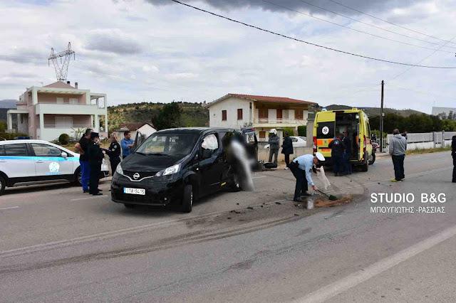Τροχαίο δυστύχημα με έναν νεκρό στο Ναύπλιο ανήμερα της Μ. Παρασκευής (βίντεο