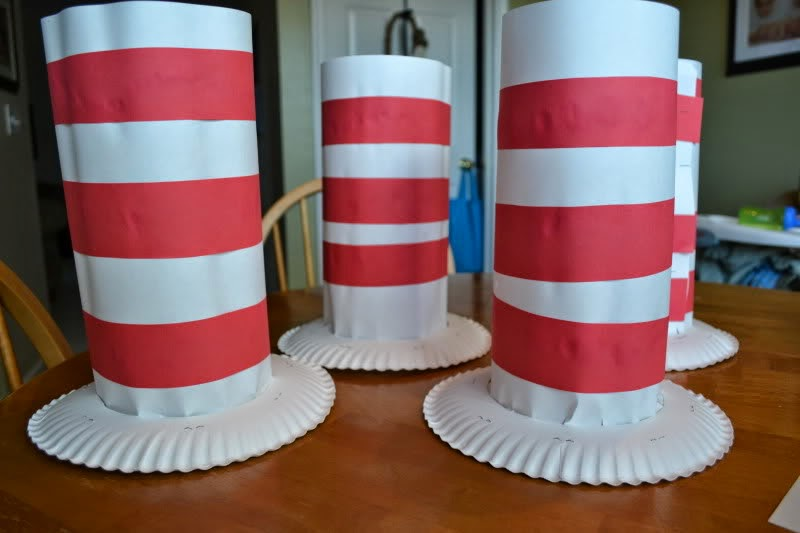 dr seuss hat craft hat crafts munchkins and 4280