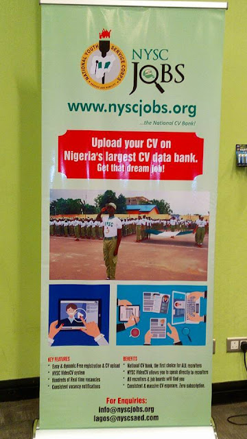 NYSC HAS LAUNCHED JOB PORTAL FOR CORPS MEMBERS