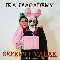 Lirik Lagu Ika D'Academy Seperti Valak
