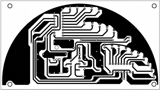 Rpm Meter For Automobiles Circuit Diagram