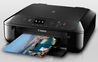 The multifunction printer is a printer that is slowly to work Canon PIXMA MG5770 Printer Driver Download