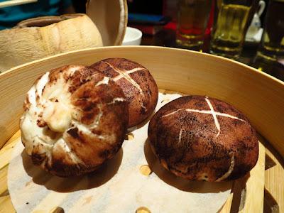 Soup Restaurant (三盅兩件), mushroom bao