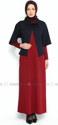 Desain Baju Muslim Wanita Muslimah