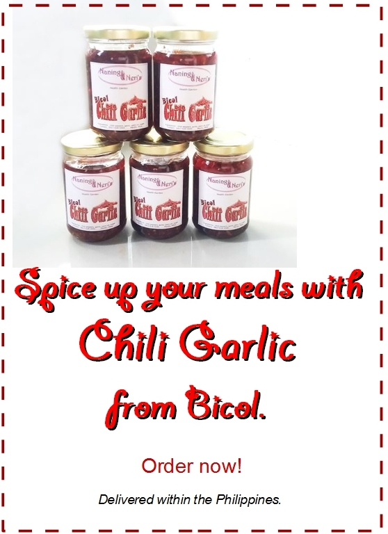 Chili Garlic for Sale!