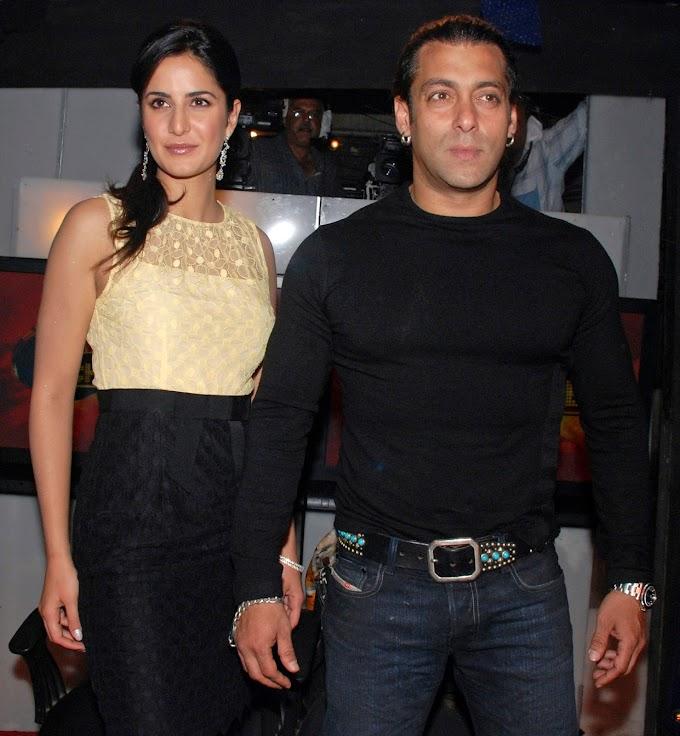 CONFIRMED! Salman Khan And Katrina Kaif Reunite After Four Years