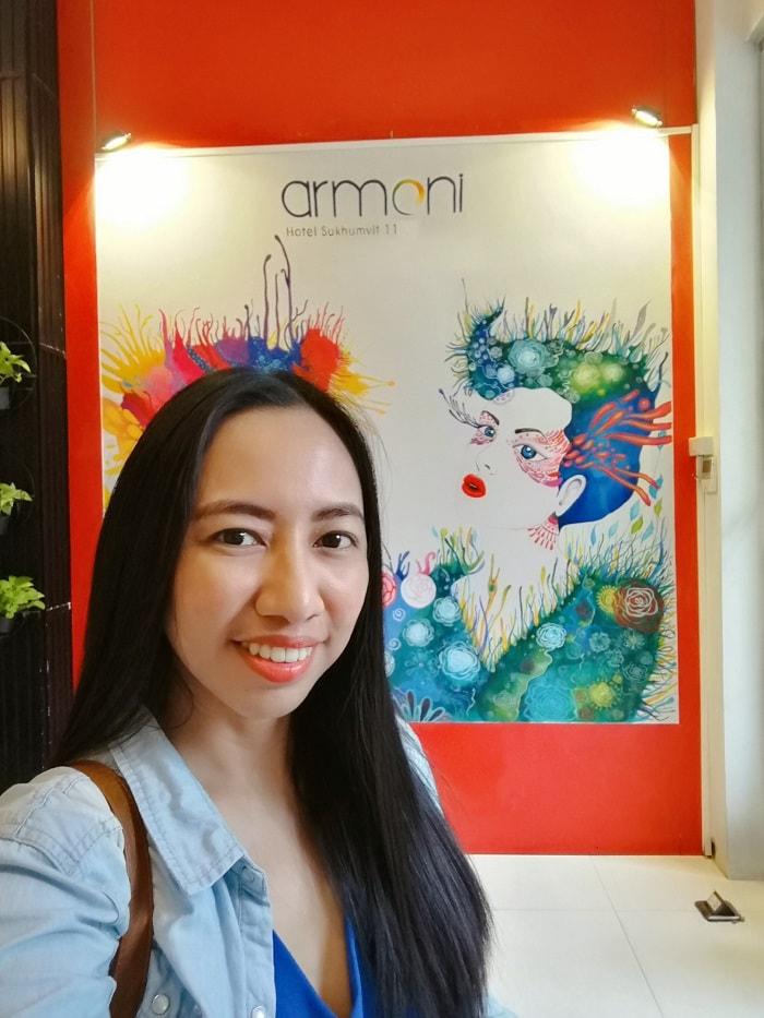Armoni Hotel Sukhumvit 11, cheap hotels in Bangkok