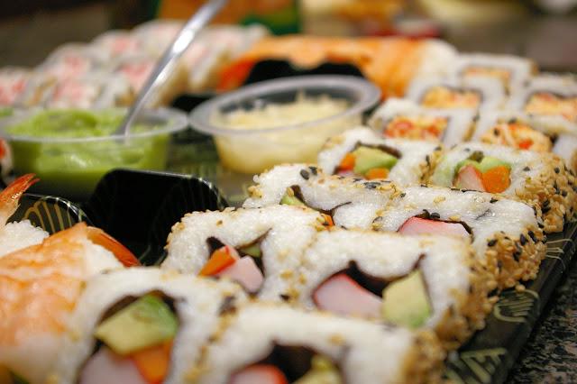 Pocket Hobby - www.pockethobby.com - O Melhor do Japão - Sushi