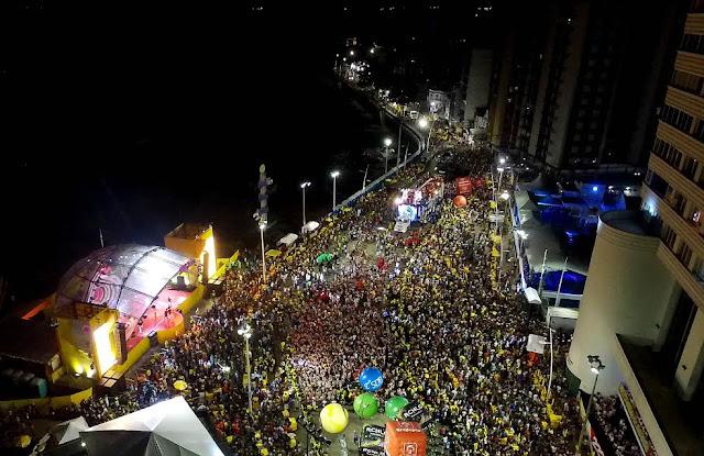 Agressões físicas diminuem nos primeiros dias de Carnaval