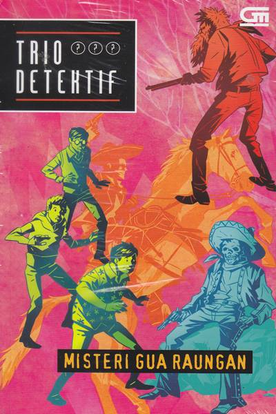 Trio Detektif 10- Misteri Gua Raungan