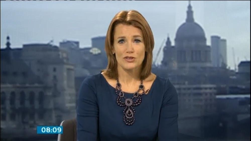 Uk Regional News Caps Sharon Thomas Itv London