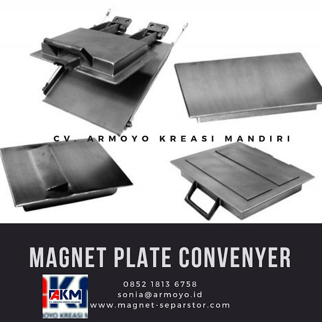 magnet plate convenyor