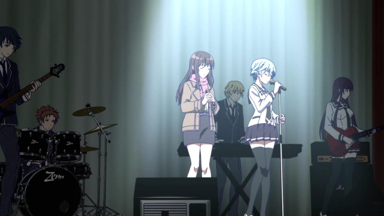 Setelah Lagu Pertama Koyuki Dan Fuuka Duet Bersama Menyanyikan Kota Tempat Bintang Jatuh