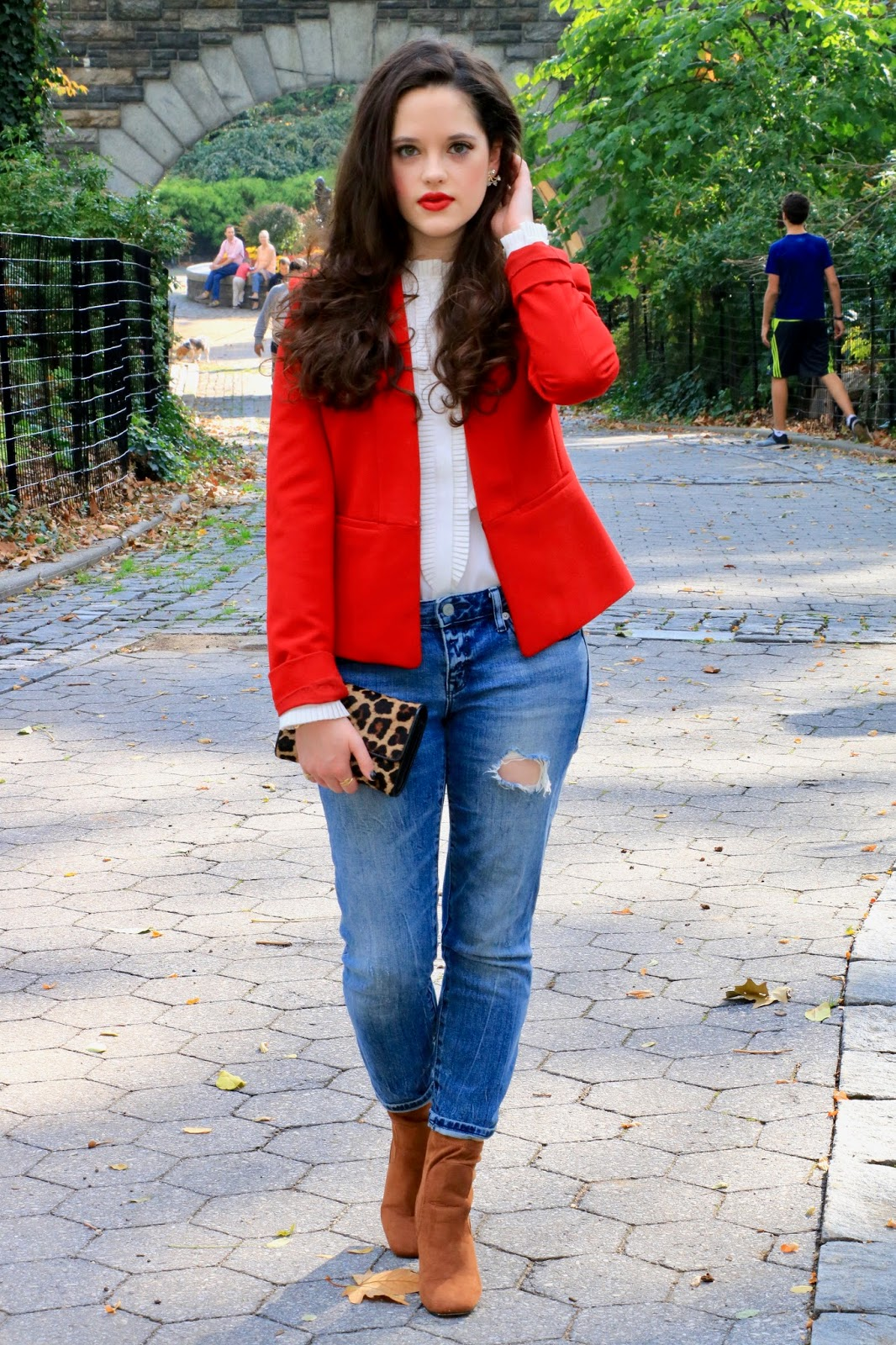 nyc fashion blogger fall