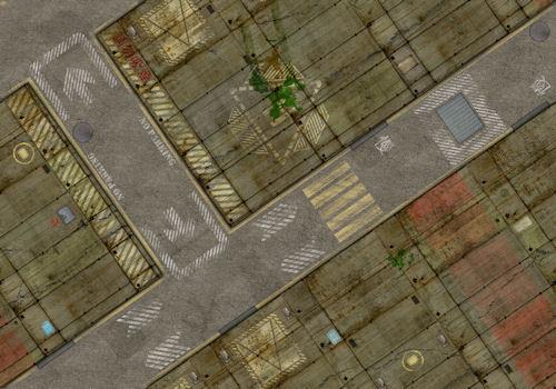 Sync S Wargaming Upgrading My Mercs Terrain