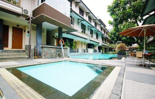 Hotel ZEN room bandung