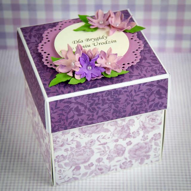 Box na 60 urodziny