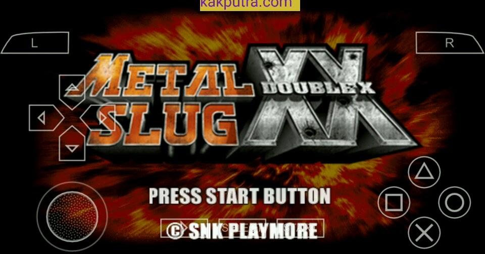Download Iso ps2 metal slug 6