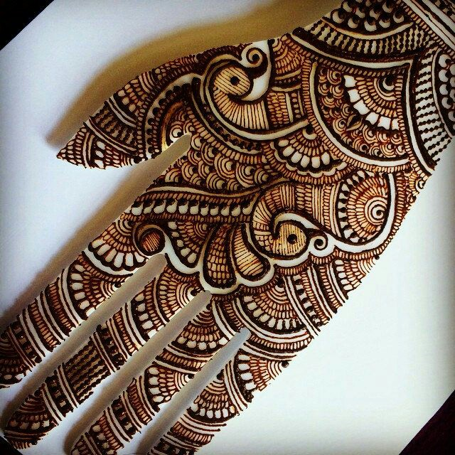 Image result for peacock mehndi design