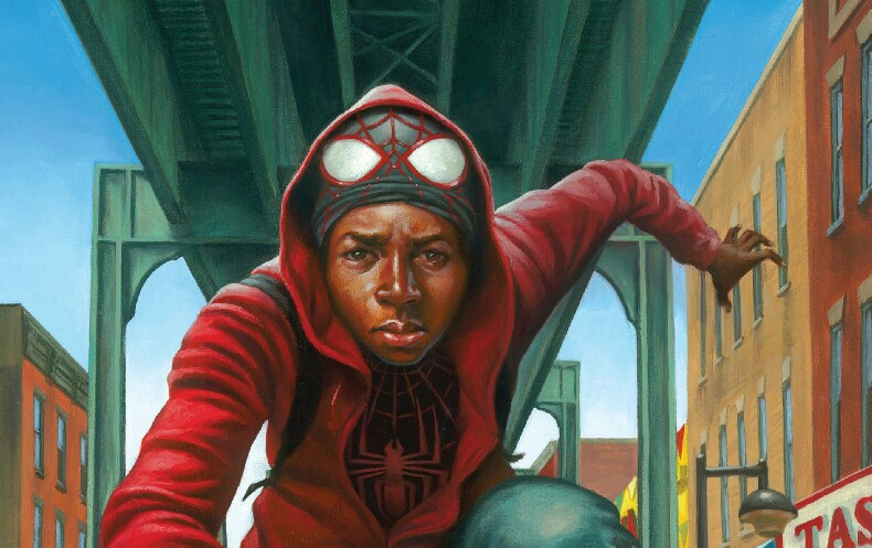 Spider-Men II #1 Shows First Look At Miles Morales In The Marvel Universe