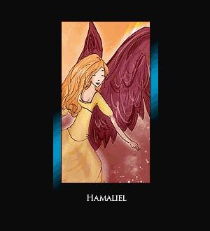 melek kartı seç hamaliel