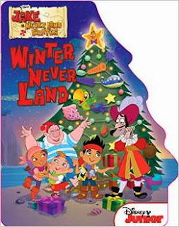 Jake and the Never Land Pirates: Winter Never Land