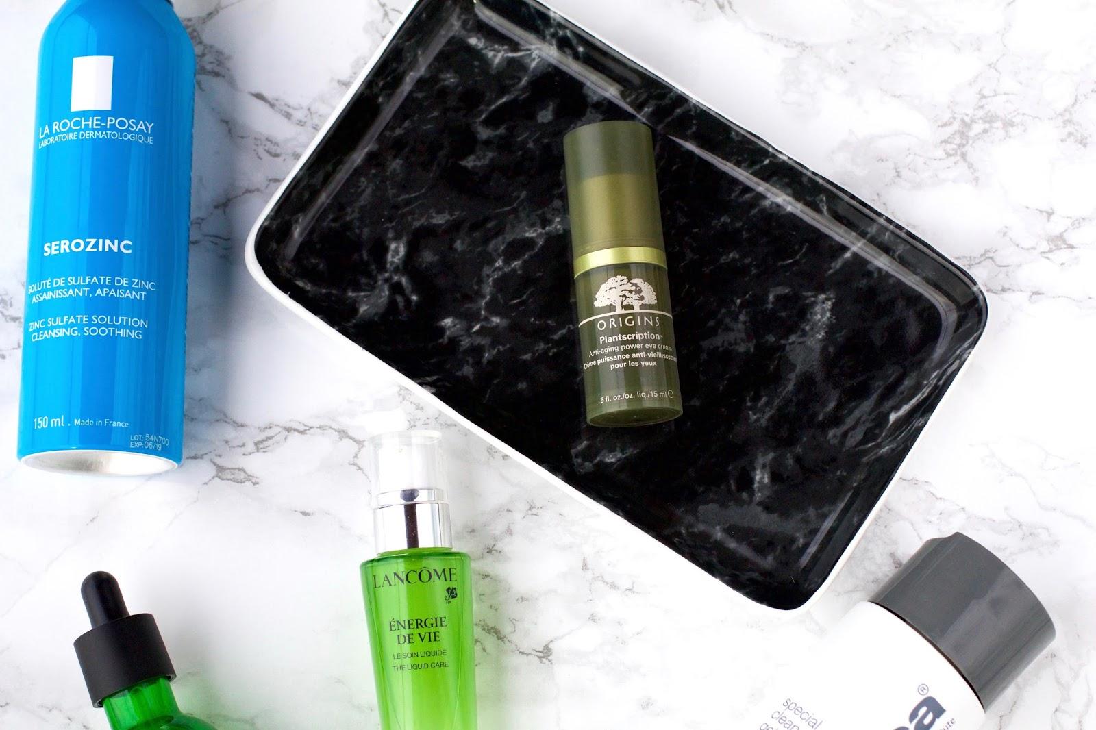 Minimal Skincare - beauty-lancome-dermalogica-la-roche-posey-body-shop-origins
